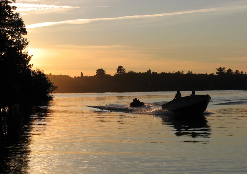 Activité nautique - Domaine Kaaloo